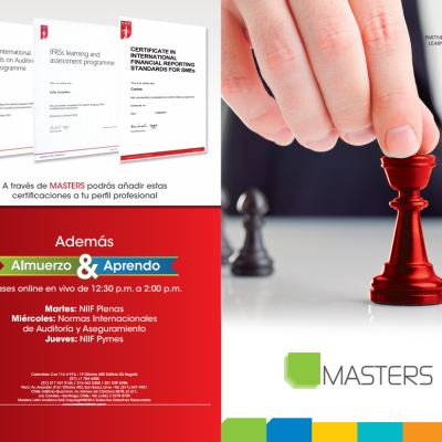 Diseo Editorial Ifrs Masters 2